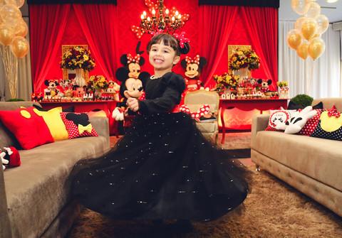 Aniversários de Lara - 5 Anos