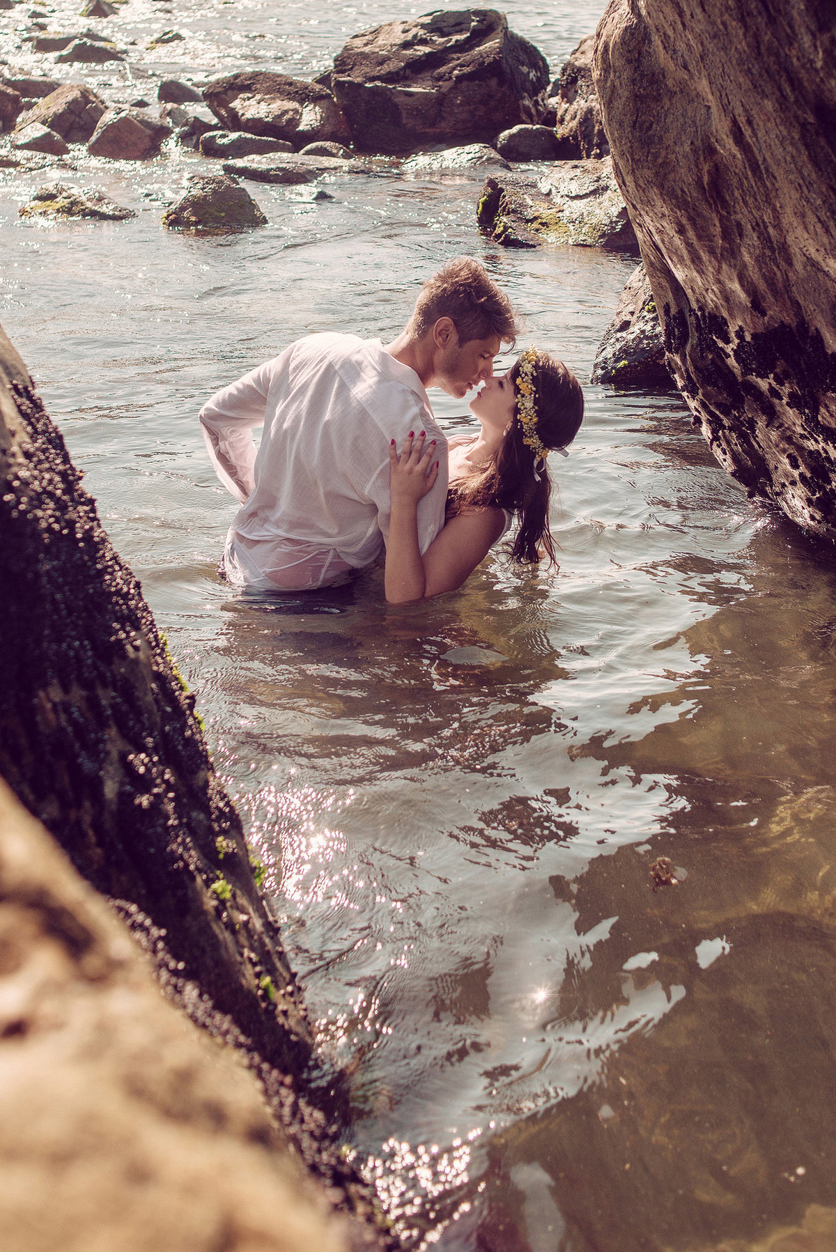 pré-casamento - casal - pre wedding - bruna - cristian - barra velha - santa catarina - chroma fotografia