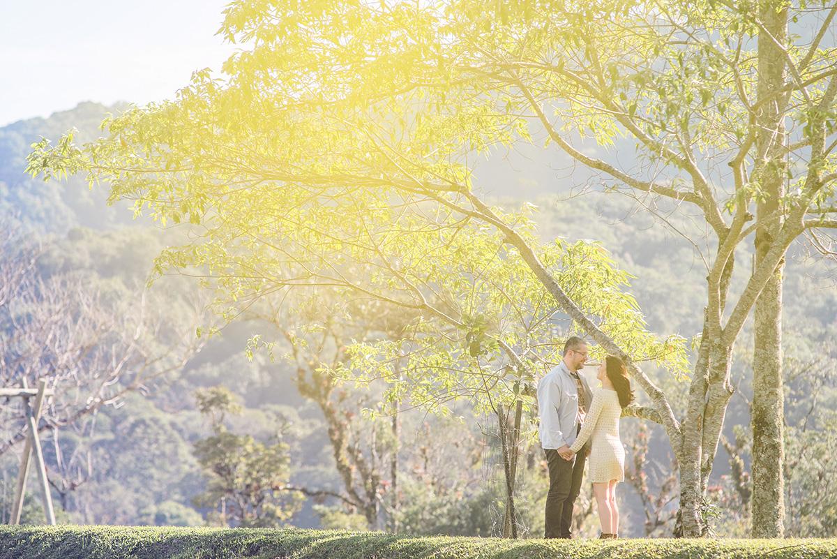 pré-casamento - pre wedding - danielle - ritchie - casal - couple - pousada vale dos ventos - rio dos cedros - chroma fotografia
