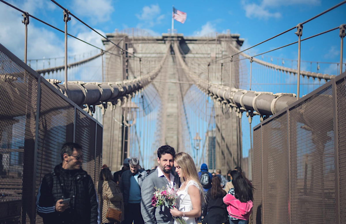 ensaio ny - couple session - brooklyn bridge - bride and groom - ny - dumbo - brooklyn - chroma fotografia