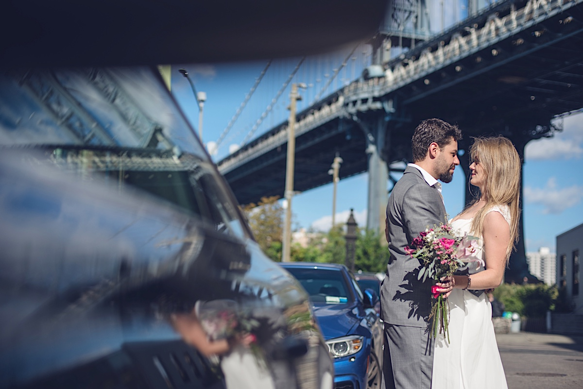 ensaio ny - couple session - manhattan bridge - bride and groom - ny - dumbo - brooklyn - chroma fotografia
