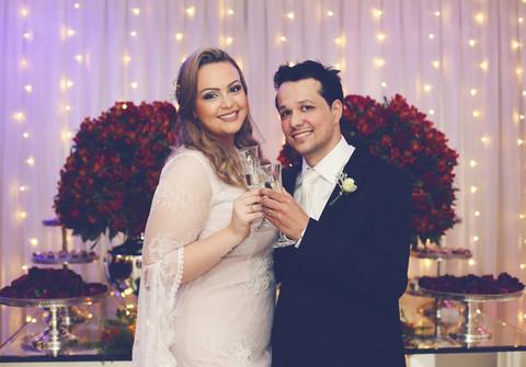 Casamento de Diandra & Rodrigo