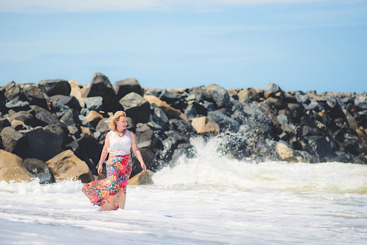 ensaio individual - book - ensaio fotográfico - barra do sul - praia - santa catarina - chroma fotografia