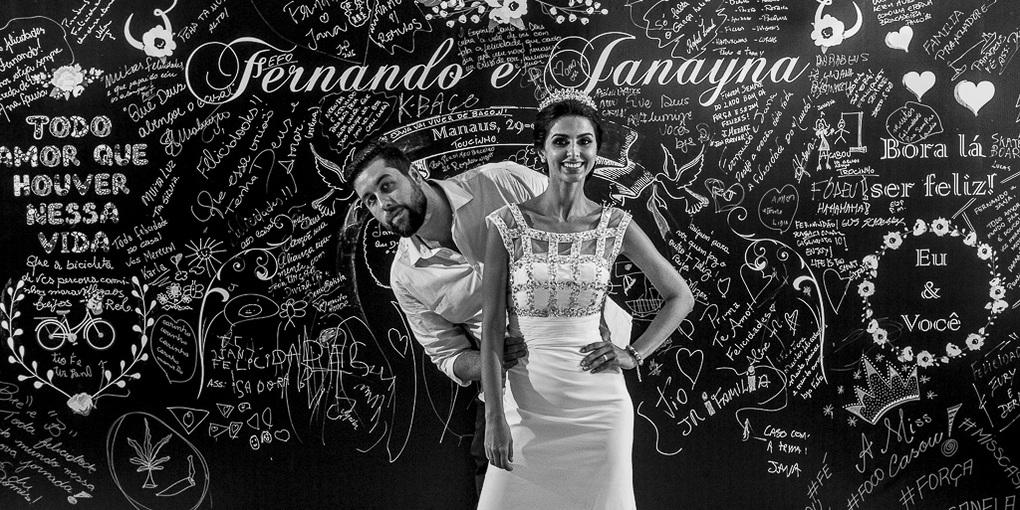 Fernando e Janayna