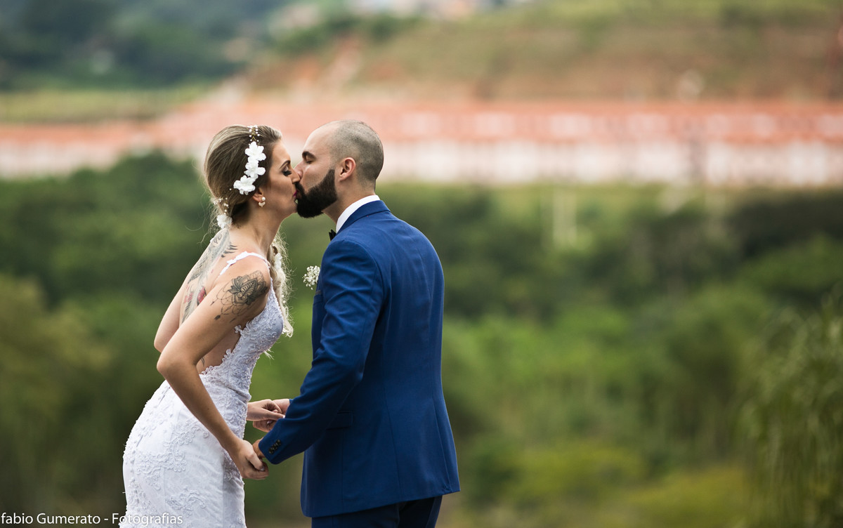 Foto de Bruno e Talita