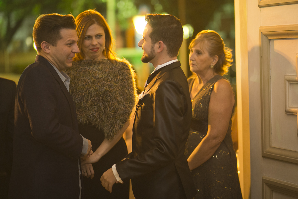 Foto de Sérgio + Marcela