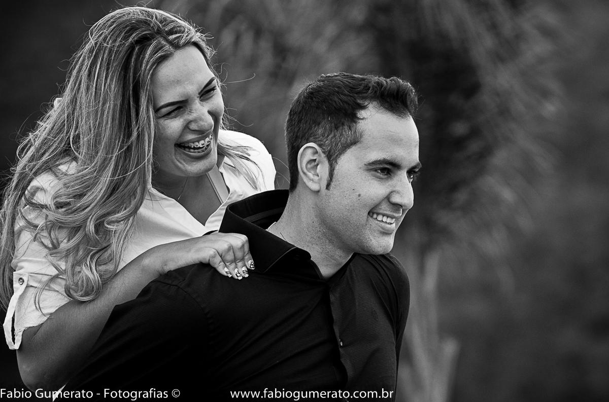 Foto de Jair e Tamiris