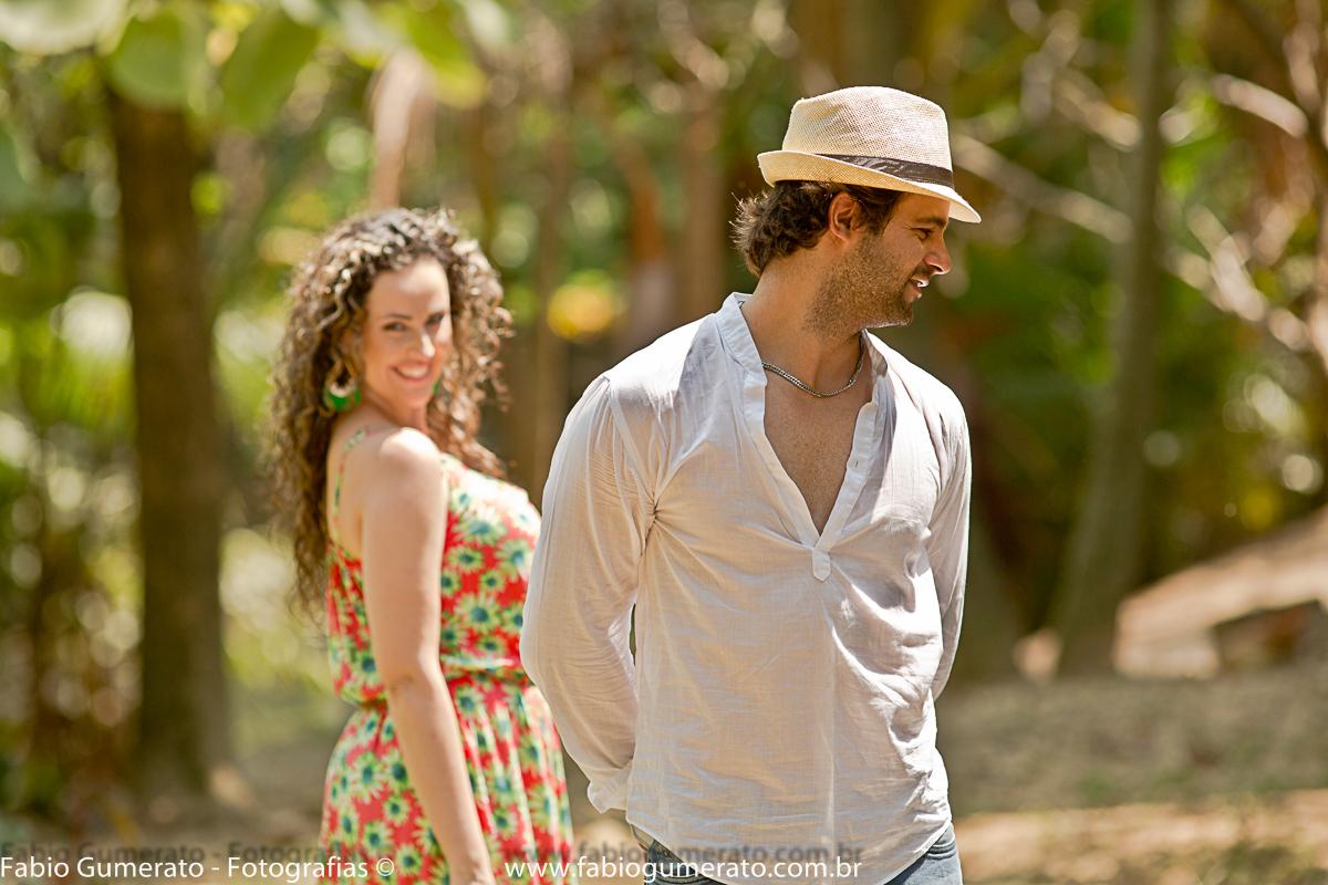 Foto de Rafael e Iza Beatriz