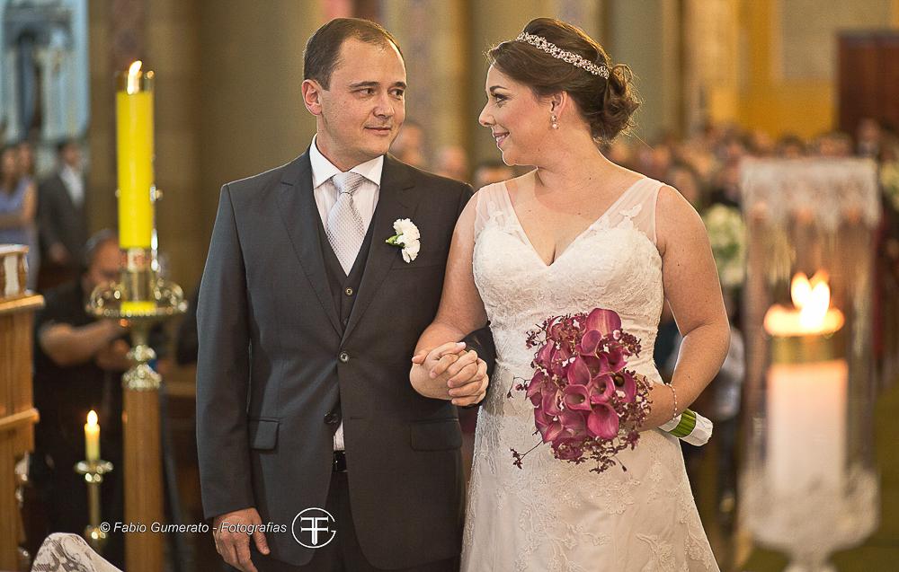 Foto de Érico e Giovana
