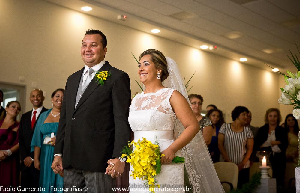 Foto de Flávio e Tatiana
