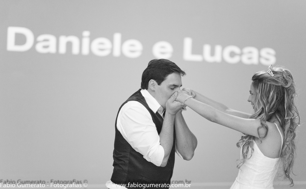 Foto de Lucas e Daniele