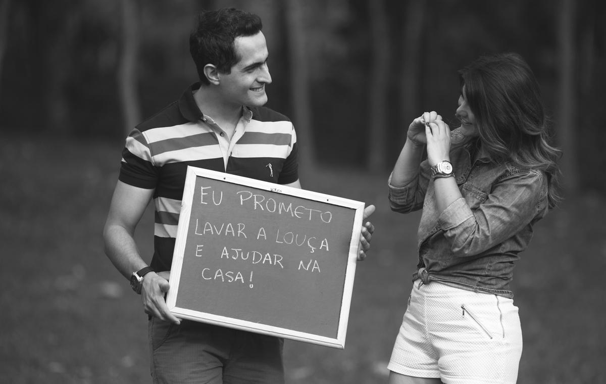 Foto de Bruno e Mariana