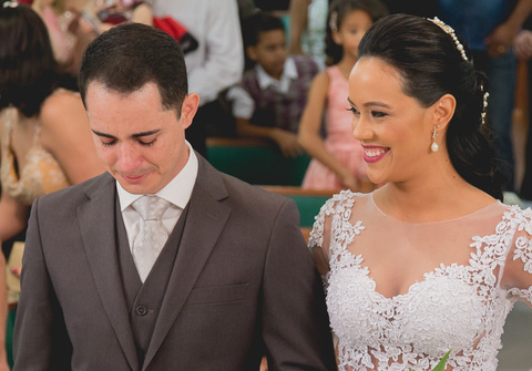 Casamentos de Sarah e Henrique