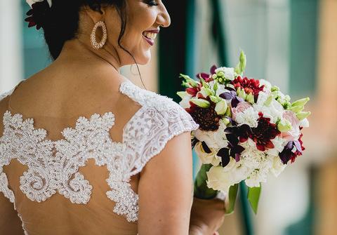 Casamentos de Prévia da noiva Hildene
