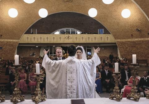 Casamentos de Daiane e Paulo