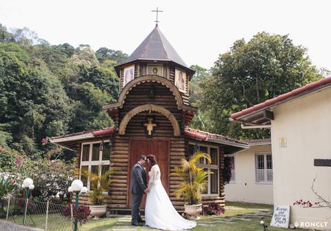 Casamento de Bruna e Leandro