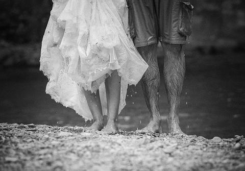 Ensaio de Pré-Casamento