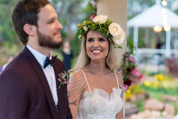 Casamentos de Lu e Erick