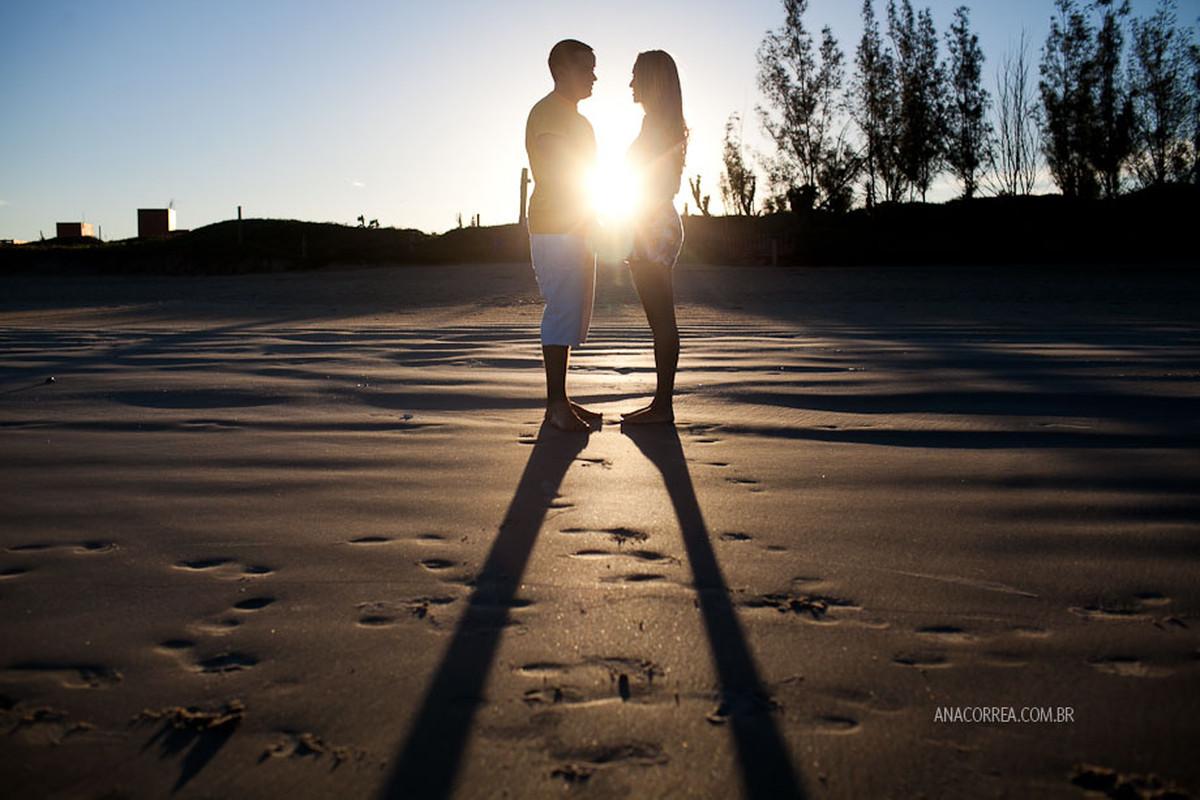 Ensaio Paula & Guilherme | Praia da Ferrugem