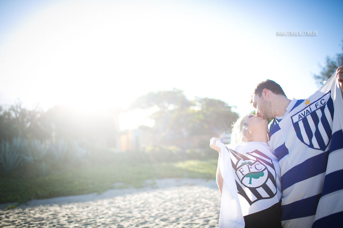 Ensaio Simoni & Bruno | Avai X Figueira | Sul da Ilha