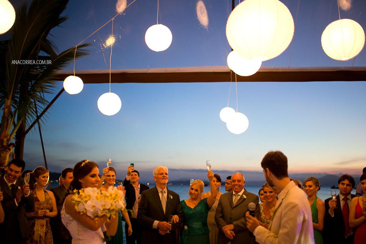 Casamento Carol & Dé | Na beira do mar | Floripa, 03.05