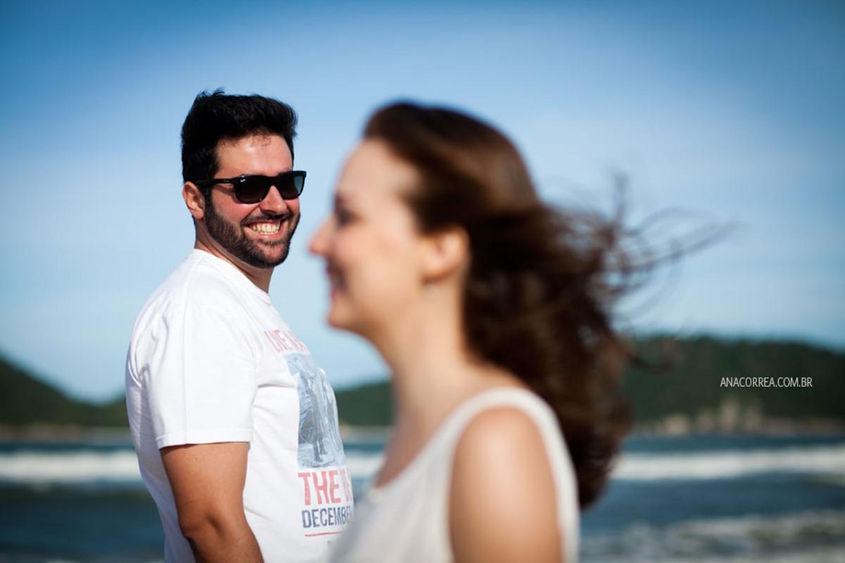 Ensaio Lia & Victor | Curtiba, Floripa e tudo em família!