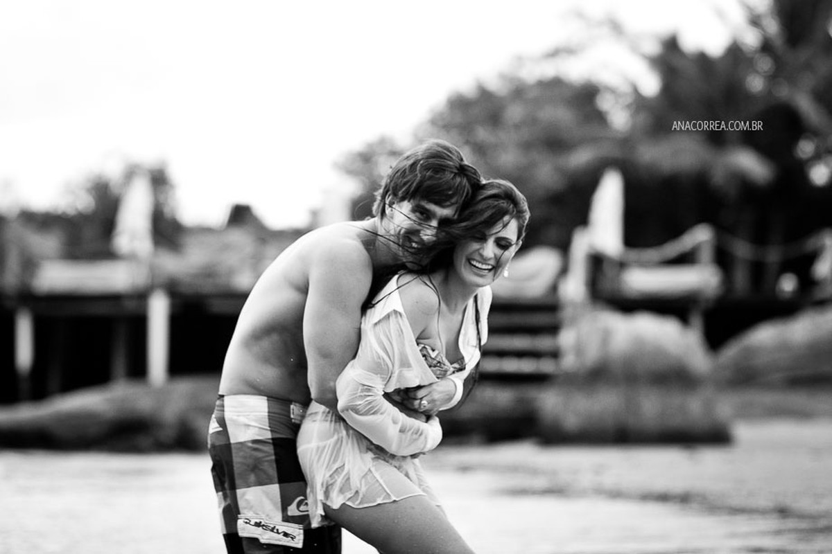 Ensaio Sabrina & Alexandre | Ponta dos Ganchos