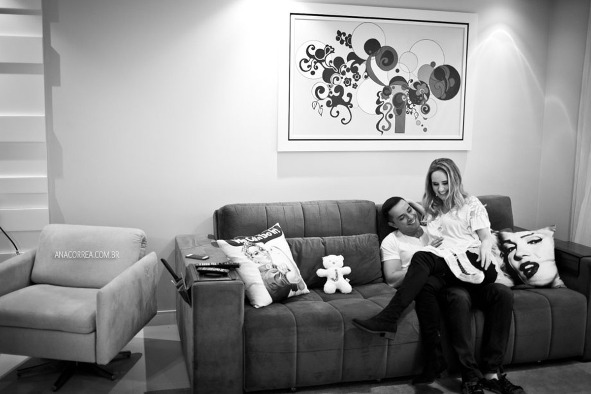 Paula & Gui, na doce espera da Júlia | Floripa, SC