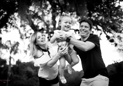 Families de À Espera da Catarina - Rafa, Gustavo & Isa