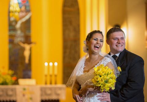 Casamentos de Tamires e Henrique