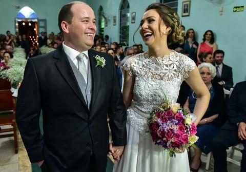 Casamentos de Casamento Cássia e Cristiano 08-10-2016
