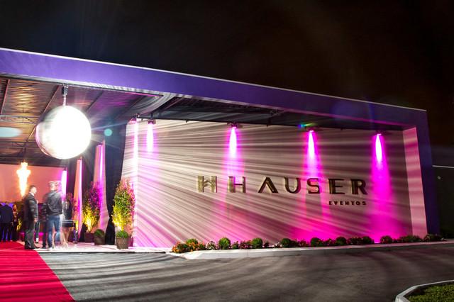 Wedding de Festa de inauguração Hauser Eventos