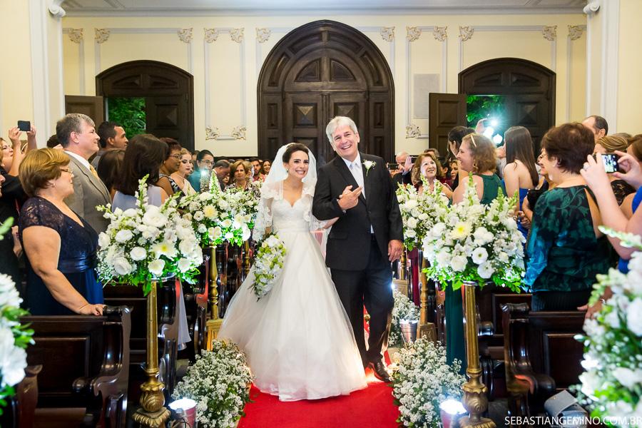 fotos cerimonia de casamento | cerimonia igreja da lagoa rj