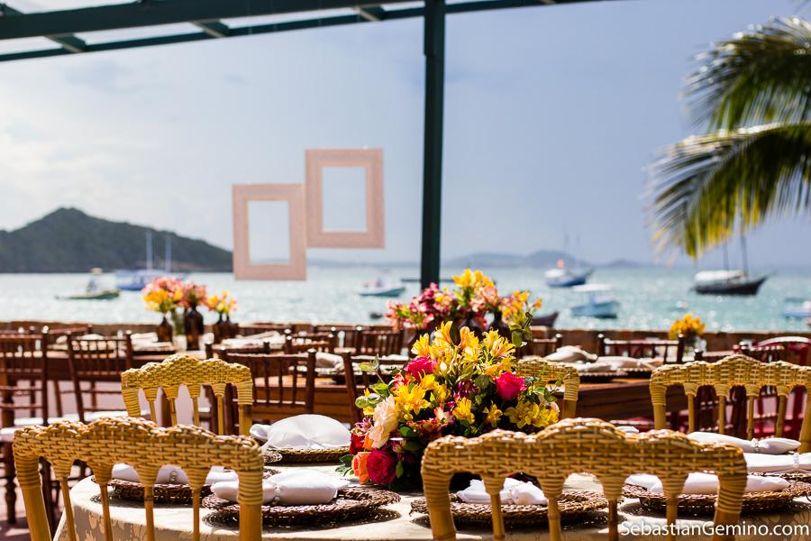 fotos decoração de casamento na praia | casamento buzios | rj