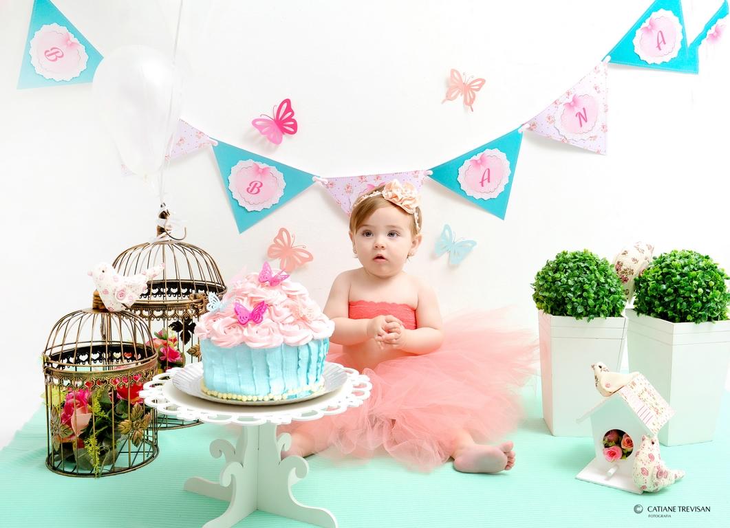 Foto de Smash The Cake - Bibiana