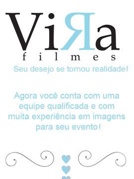Publicidade de Vira Filmes em Joinville - SC