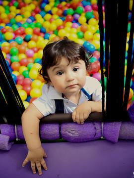 Aniversários de 1 aninho Matheus em Jaraguá do Sul - SC