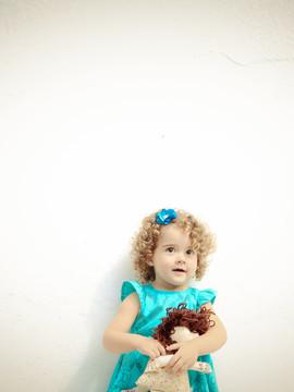 Família de Ensaio Olívia 2 aninhos em Joinville - SC