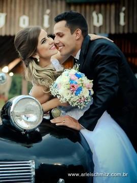 Casamentos de Casamento Weslin e Suelle em Joinville - SC