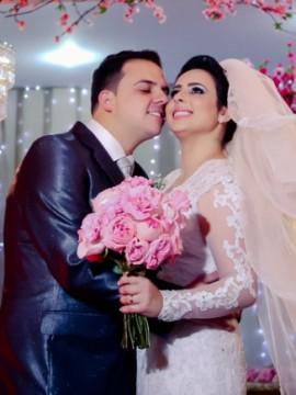 Casamentos de Murilo e Leidyane em Joinville - SC
