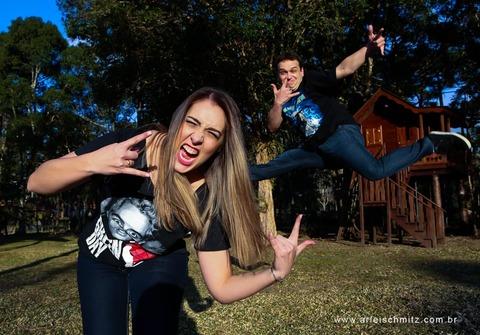 Ensaios de Ensaio Jackson e Luiza