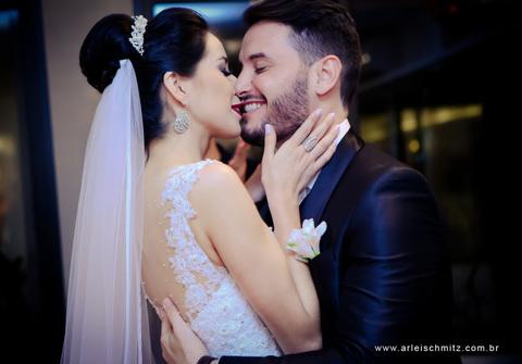 Mini Wedding de Casamento Gustavo e Aline