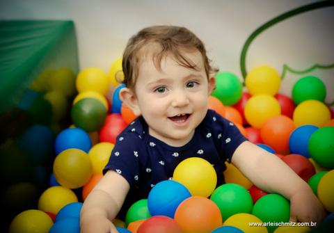 Aniversários de 1 aninho Enrico