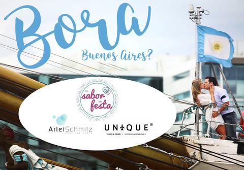 Publicidade de Bora Buenos Aires?