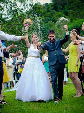 Casamentos de Juka e Bia em Joinville - SC