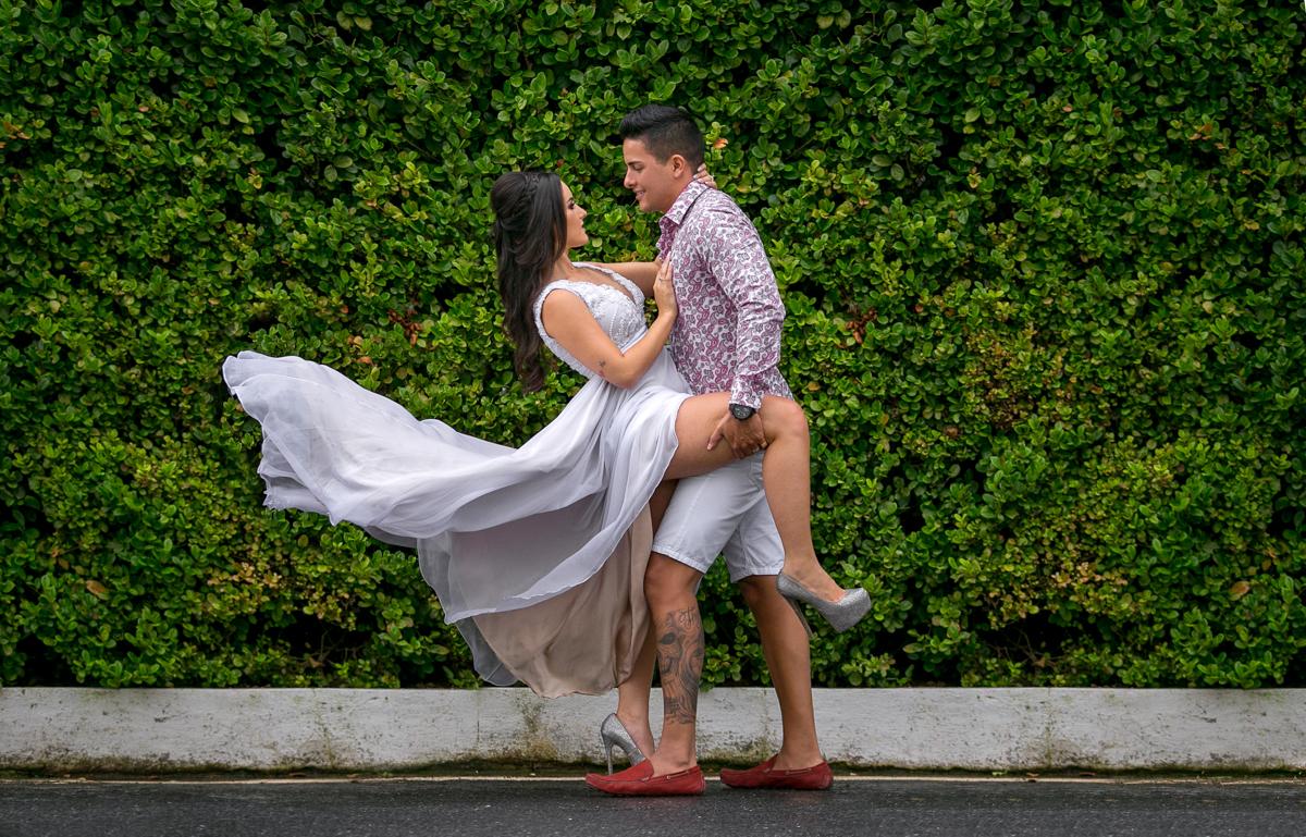 Imagem capa - @jujuufit e @daniel_cayuela: amor conectado por Nikollas Campos