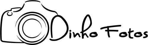 Logotipo de Dinho Fotos