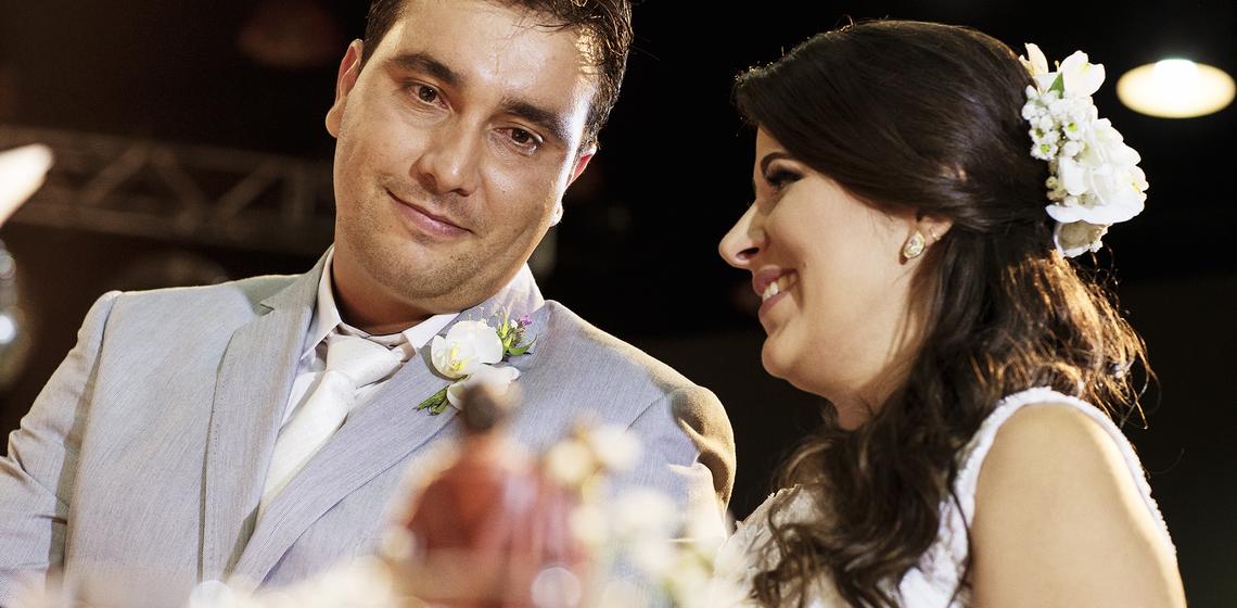 Rafaela e Michel