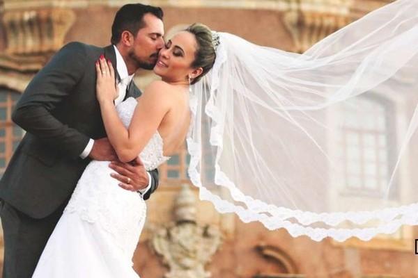 Casamentos de Daniela e Fernando