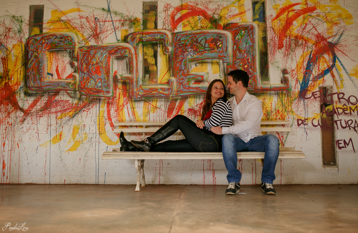 Foto de Tauane & Norberto